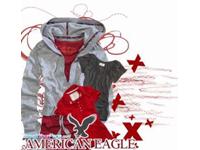 American Eagle reports fourth–quarter income drop