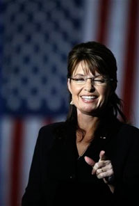 Sarah Palin's wardrobe, accessories and hairstyles cost a hefty sum for Republican Party