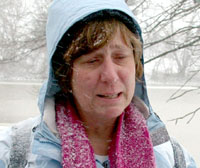Cindy Sheehan convicted of trespassing