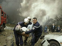 Anti-terrorist sweep left 29 people killed in Algeria