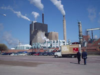 Stora Enso plants go on strike