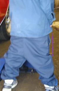 US government to ban saggy pants