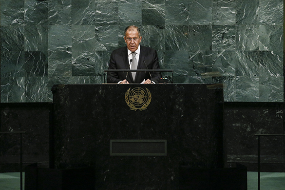 Lavrov calls on US-led coalition not to spare Jabhat al-Nusra