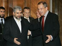 What came of Hamas' visit to Moscow?