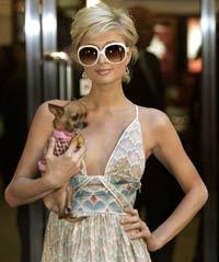 Paris Hilton unveils her another talent - designer of clothes