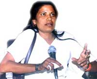 Another Indian 'bandit queen' running for parliament