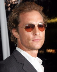 Matthew McConaughey is declared `Bachelor of the Year'