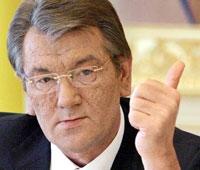 Ukraine's Viktor Yushchenko: 'I Am The State'