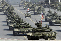 Moscow Prepares to Stun Itself with Grandiose Victory Parade