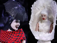 English Leading Designer Alexander McQueen Snuffed Out