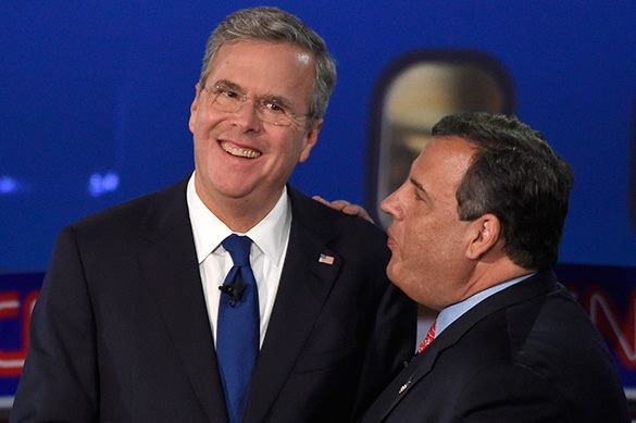 Jeb Bush admits, he fools with marijuana. Jeb Bush