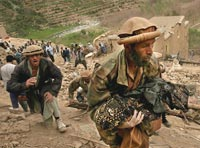 US military attack in Tora Bora seeks Taliban