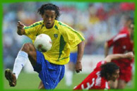 Ronaldinho expecting to face tough defense at World Cup