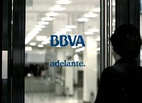 BBVA Bank Shares 1% Higher
