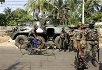 Sixteen rebels killed in violent battles in Sri Lanka