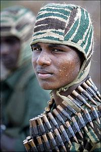 Five Tamil Tiger rebels killed in battles in northern Sri Lanka