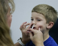 Schools Closed Because of Outbreak of H1N1 Flu
