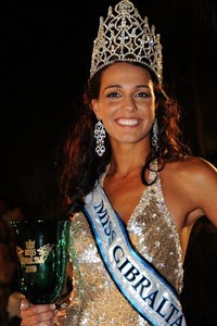 A Beauty from Gibraltar Was Named Miss World