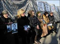 Authorities cover-up the facts during the trial, Beslan victims' relatives say