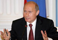 Putin speaks about successor, Litvinenko, Politkovskaya and gays