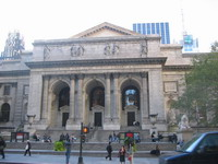New York Public Library to sell its branch for hotel