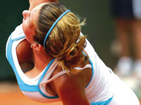 Fans beg Romanian tennis star not to reduce her breasts