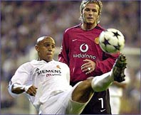 Roberto Carlos: Possible Chelsea move not on my mind