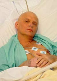Alexander Litvinenko's poisoning contaminates all London