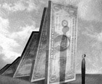 US economy begins to falter slowly