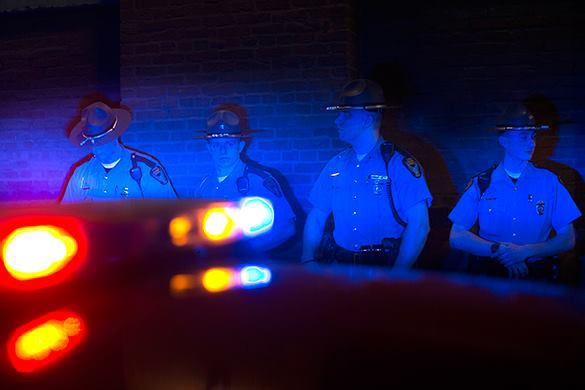 Cleveland cops got to pistol-whipping. Cleveland cops