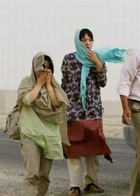 Two South Korean women return home from captivity in Afghanistan