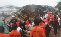 Thailand plane crash reasons remain unknown