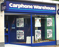 Carphone Warehouse announces 14 percent jump in revenues