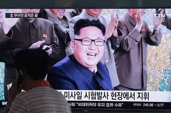 Kim Jong-un suffers from obesity, insomnia and addition to alcohol. 58337.jpeg
