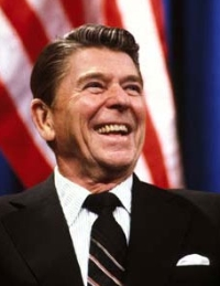 Reagan chronicled his presidency in his diaries