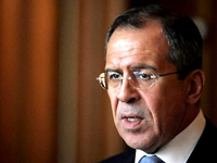 Russian FM: no predetermined solutions or artificial time limits must be in Kosovo problem