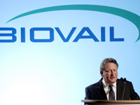 Eugene Melnyk changes board of Biovail Corp.