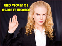 Nicole Kidman Wants Protection for Women