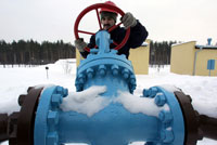 Gas To Flow from Russia to Europe on Nord Stream in 2011