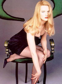 Nicole Kidman owns a pair of most beautiful legs on Earth