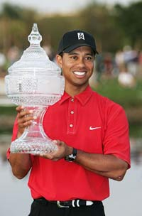 Tiger Woods wins FedEx Cup