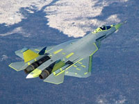 Russia's T-50 Shows New Face and Human Intelligence