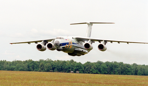 Il-76 crashed due to sudden collision with the ground. 58342.jpeg