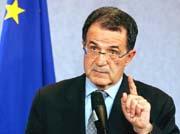 Prodi outlines program, promises shock therapy in Italian economy