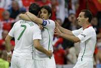 Portugal has all chances to win Euro-2008 Championship