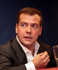 Russia's Nuclear Cooperation with Syria Can Get Second Wind - Medvedev