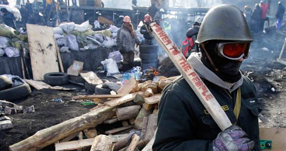 European committee finds no evidence to prove Russia's involvement in Maidan riots. Russia did not take part in Maidan riots