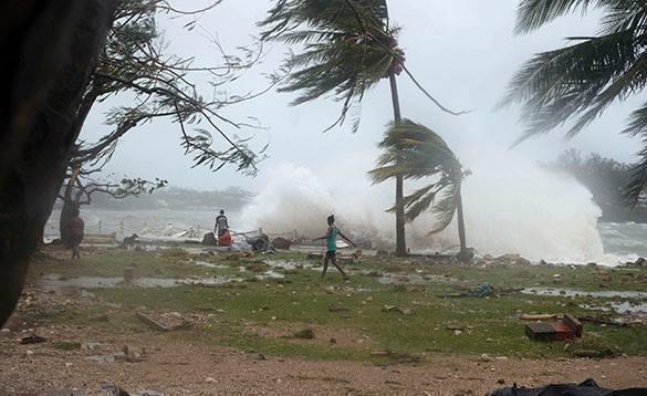 Russia allocates 0,000 to restore Vanuatu's infrastructure. Vanuatu