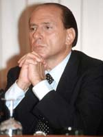 China expresses 'indignation' for Berlusconi comment that Chinese communists boiled babies