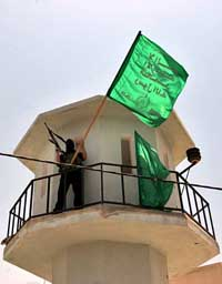 Hamas announces it is holding senior Fatah military commanders